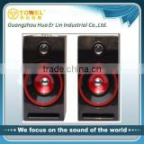 Portable Bluetooth wireless speaker system HI-FI Music Player Home Audio karaoke sound mixer
