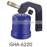 Gas blow torch for 190g gas cartridge GHA-6220