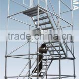 HDG wedge lock scaffolding