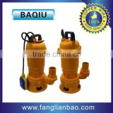 Depth Water Pump2 Inches Submersible Water Pump High Pressure Sewage Pump Submersible Sewage Pump 10hp
