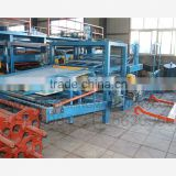 mineral wool sandwich panel roll forming machine