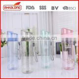 protein Drinking water bottle Fitness plastic water bottle Portable sport water bottles shaker