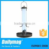 Wholesale China Market Hanging Plastic seed Feeder for Wild Bird