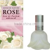 Eau de Parfum with Bulgarian White Rose Oil - 12ml. Made in EU. Private Label Available.