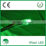 RGB LED Pixel Strand of 25 ws2801 Outdoor LED mesh pixel screen