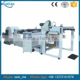 Full automatic A2 A3 A4 rotary Corrugated Paper Cross Servo Control Jumbo Roll Paper Sheeting Machine