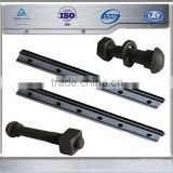 railway fish plate manufacture used to joint steel rails