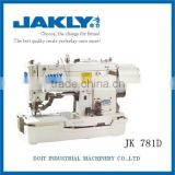 JK781D With perfect mechanical property Industrial AUTOMATIC TRIMMER FLAT INTERLOCK SEWING MACHINE