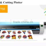 DX7 Print Head Printing & Cutting Plotter,Eco-solvent, Water-base Printing and Cutting Machine