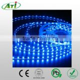 Blue led rope light, flexible led strip christmas light