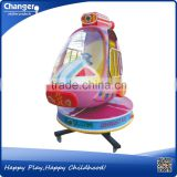 Coin Operated Fiberglass attractive coin operated cheap kiddie rides