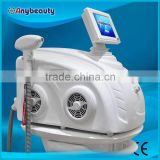 Factory supply 4 million shots 808nm diode laser hair removal machine for permanent hair removal painless 808T-2