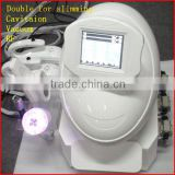 Hot cavitation system weight loss hot body slimming gel(Double)