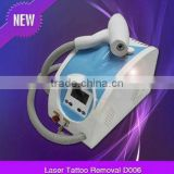 0.5HZ Portable Q Switched Ruby ND YAG Laser Tattoo Removal Machine For Home Use Or Beauty Salon 532nm