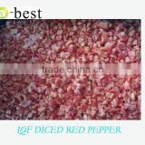 FROZEN DICED RED PEPPER