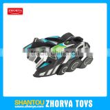 Hot sale novelty shape 4 channel infared control powerful electric drift car toys wall climbing rc car