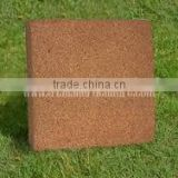Low Ec Cocopeat block for Ornamental Flowers