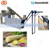 Inquiry about Automatic Chinese Stick Noodles Making Machine Plant