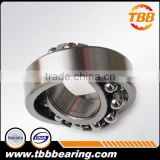 low noise self-aligning ball bearing for automobile electric car wheel motor 1308