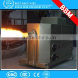 China best machinery Biomass burner / wood chips, sawdust /biomass pellet burner for boiler