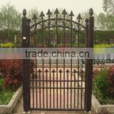 garden iron single gate