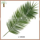 Artificial mini coconut palm leaf for indoor coconut tree