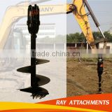 good quality hydraulic auger drive for land drilling machine
