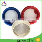 Lottie supplier food grade oem sealing Standard Standard or Nonstandard silicone rubber sealing ring