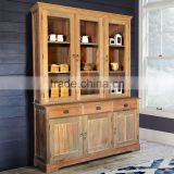 Cabinet Bookcase Reclaimed Old Teak Wood Furniture, Reclaimed Furniture Indonesia