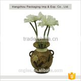 Beautiful Eco-Friendly Coconut Shell Vase/Flower vase/Home Decoration Vase