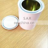 SAR 1liter oil paint can empty cans Coating lined print cans