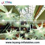 Wholesale Inflatable Wedding Light Star Decoration