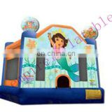 jumping castles, inflatables, module bouncers d124
