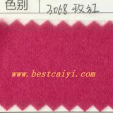 double-faced woolen fabric for heavy clothing in stock