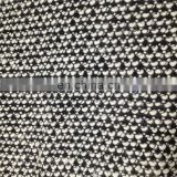 Shaoxing Onway Make-to-order coarse knit fabric poly propylene knitted fabric poly spun knitted fabric
