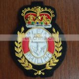 High Quality Military Bullion Woven Patches
