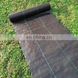 70g/m2-150g/m2 PP Woven fabrics with UV stabilizer, pp weed mat, weed control mat