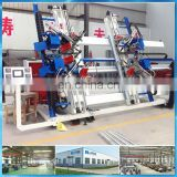 Machine for assembly PVC windows / UPVC profile solder