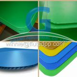 PP twinwall bottles layer pad bottles divider