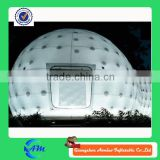 low price with strong quality inflatable dome tent                                                                         Quality Choice