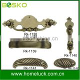 brass flush pull handle furniture handle in different finishing