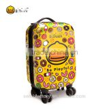 Essential fashion travel luggage with B.Duck printing proprietary                                                                         Quality Choice