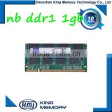 Wholesale computer parts brand name ram laptop ddr1 1gb