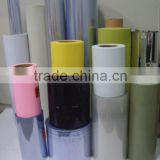 Pharmaceutical PVC/PVDC compound hard film