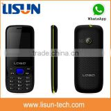 "2.4"" bar design very low price dual sim China mini cell phone with whatsapp                                                                         Quality Choice"