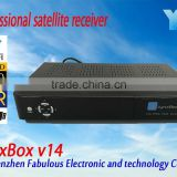 jynxbox ultra hd v12 dvb-s2 satellite tv receiver tuner module JynxBox Ultra HD V14 remote control universal