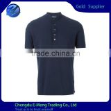Hot !!! Men's Plain Fashion Wholesale OEM Polo T-shirt Apparel