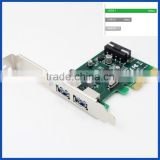 PANTO 2 Ports USB 3.1 GEN II (10Gbps) PCI Express Card 2 x USB Type A Port (USB 3.1 2A)