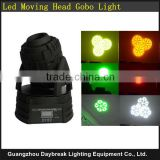 Professional stage led light 60w gobo moving head spot light Excellent effect nightclub disco dj lighting
