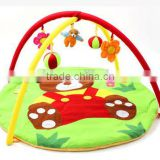 Little bear children educational/fitness/Baby music game pad/baby cushioned play mat
